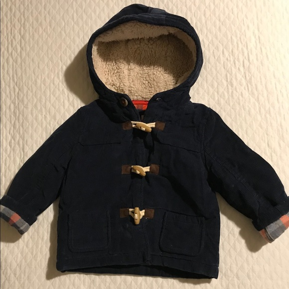 Baby Boden Jackets Coats Quilted Jacket Size 1218 Months Poshmark
